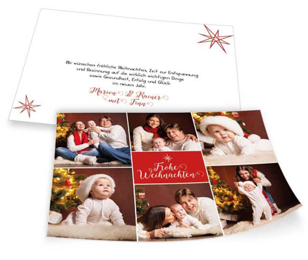 Weihnachtskarten Gestalten Günstig.Die Neuesten Weihnachtskarten Für Die Schönsten Weihnachtsgrüße