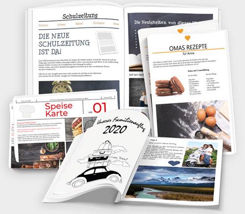 Zeitungsdruck Ideen