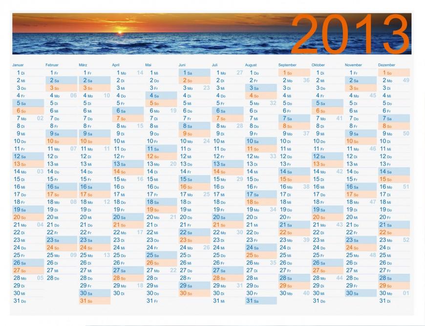 wandkalender im format 800x610mm direkt online drucken