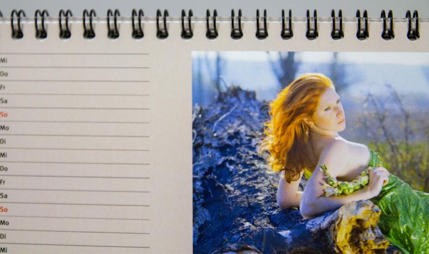 Tischkalender für Unternehmen online drucken