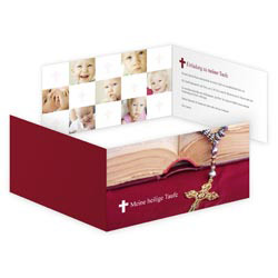 einladungskarten taufe karten mit vorlagen online gestalten. Black Bedroom Furniture Sets. Home Design Ideas