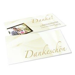 dankeskarten und danksagungen zur hochzeit online gestalten. Black Bedroom Furniture Sets. Home Design Ideas
