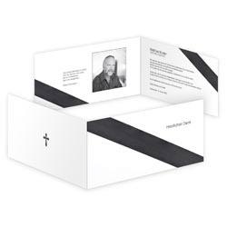 dezente vorlagen trauerkarten und kondolenzkarten erstellen. Black Bedroom Furniture Sets. Home Design Ideas