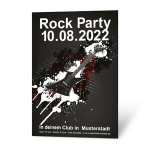 Tag der offenen tür plakat design  Partyflyer und Eventplakate online gestalten