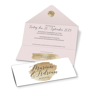 Hochzeitseinladungen Gestalten Beim Testsieger Qualitat