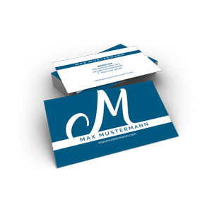 Visitenkarte kostenlos online gestalten, Testsieger Qualität