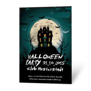Halloween Flyer Und Plakate Gestalten Vom Testsieger Qualität 072017