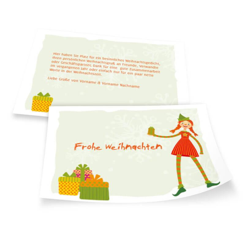 Weihnachtsgrüße Vorlage.Vorlage Für Weihnachtskarte Für Alle Fans Von Pippi Langstrumpf