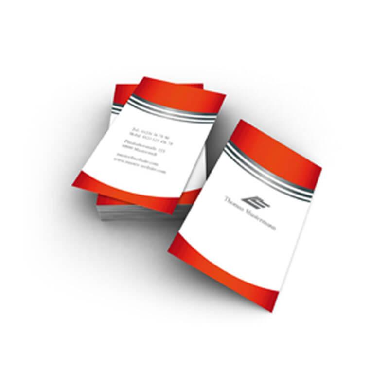 Visitenkarte Für Die Metallverarbeitung Oder Kunststoff
