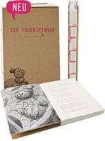 Fadenspinner Notizbuch