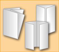 Faltblätter in 47 Variationen