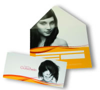 Geschenkgutscheine Online-Designer