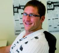 Online-Druck.biz Mitarbeiter Peter Stocker