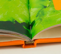 Fadenheftung ab Auflage 1 bei Online-Druck.biz