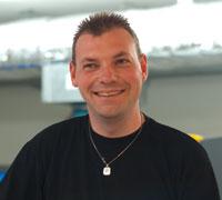 Mitarbeiter Peter Seybold