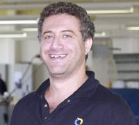 Online-Druck.biz Mitarbeiter Faruk Eroglu