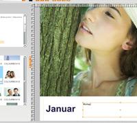 Kalender-Designer von Online-Druck.biz