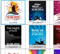 Mehrere tausend Vorlagen im Online-Designer
