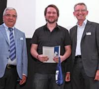 IHK Auszeichnung Alex Flöter