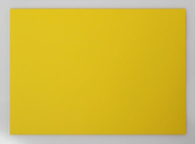 Briefumschlag C5 Gelb Vorderansicht