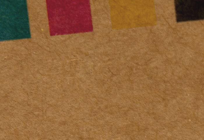 Foldkraft Kraftpapier Struktur